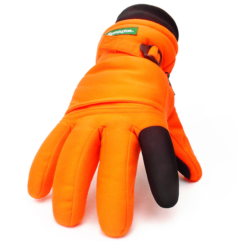 Men Women Warm Tactical Shooting Waterproof Windproof Gloves Full Finger Outdoor Ski Hunting Gloves