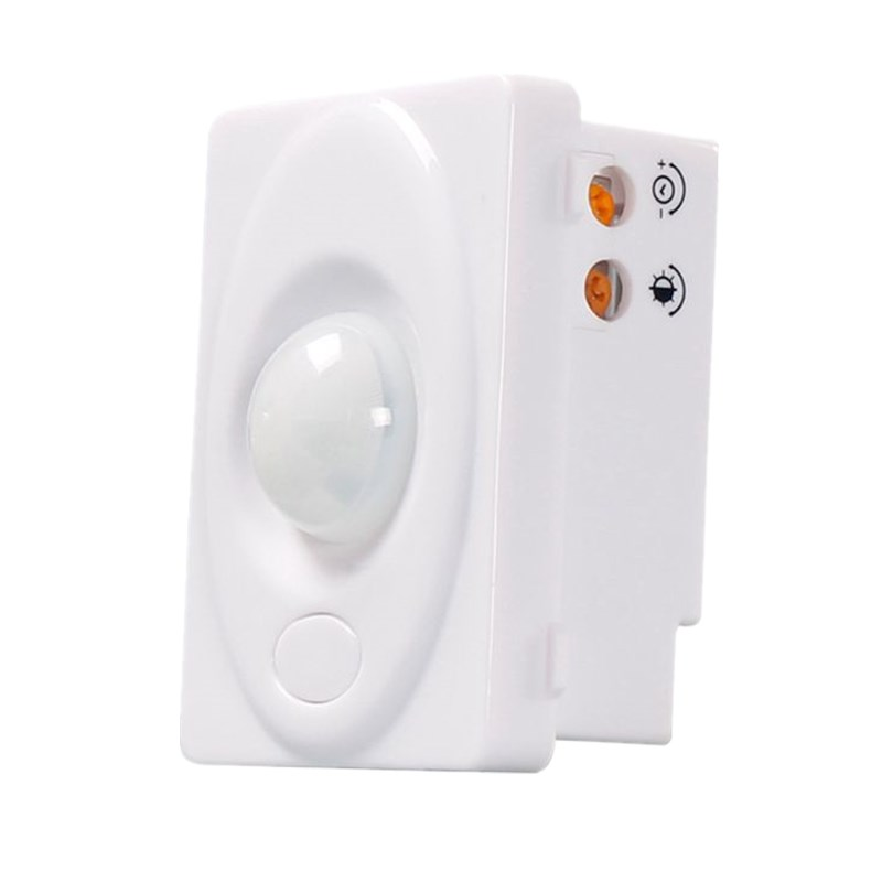 Mini 3 Wire Infrared Human Body PIR Motion Sensor Delay Time Switch ...