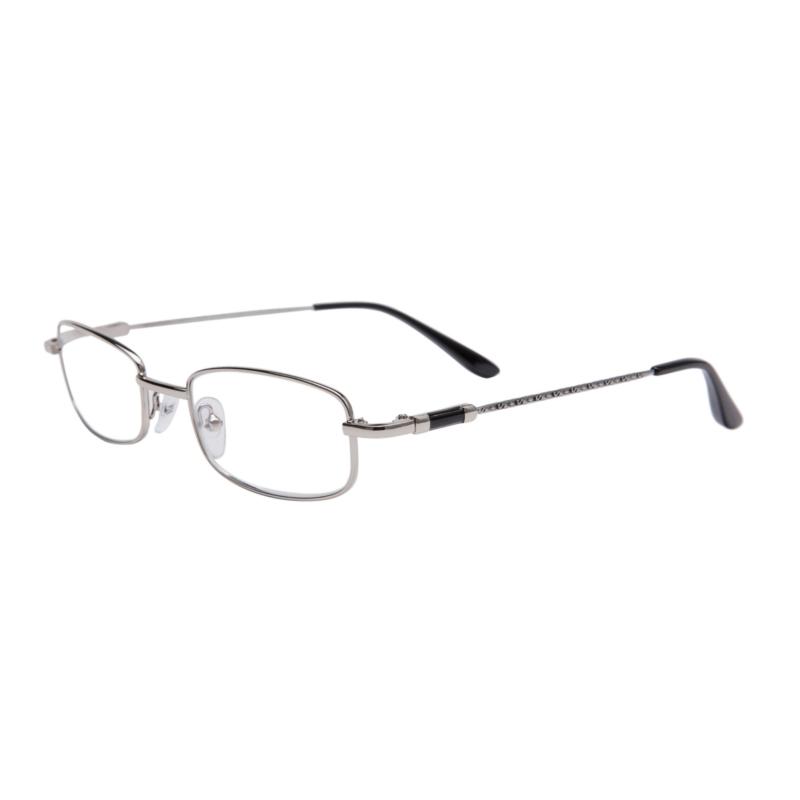 5b0f39315b SHUAIDI Anti-fatigue Ultra-high-grade Metal Frame Reading Glasses Presbyopic  Glass 9023