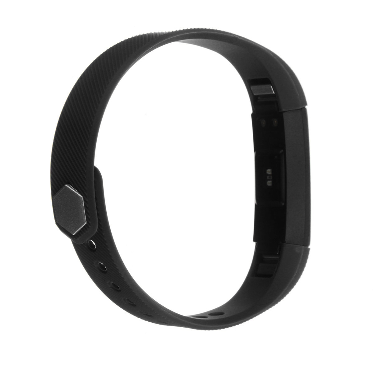 ID115 Heart Rate Sleep Monitor Pedometer Smart Bracelet ...