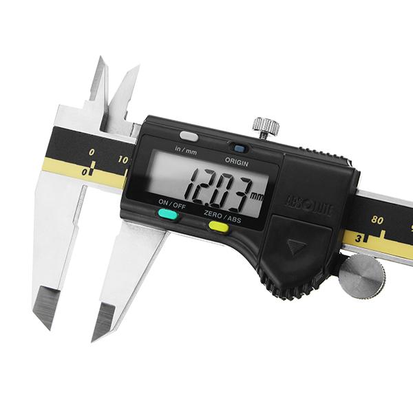 Digital Vernier Caliper 6 Inch 0-150mm Stainless Steel Electronic Caliper NEW