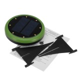 2X 4X ARILUX 8LED Solar Powered Underground Lights Buried Lawn Lamps for Outdoor Driveway Pathway