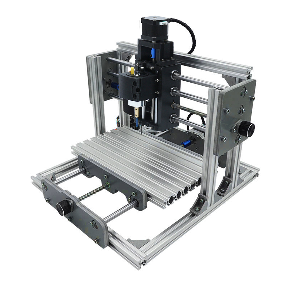 2417 3 Axis Mini DIY CNC Router USB Wood Carving Engraving ...