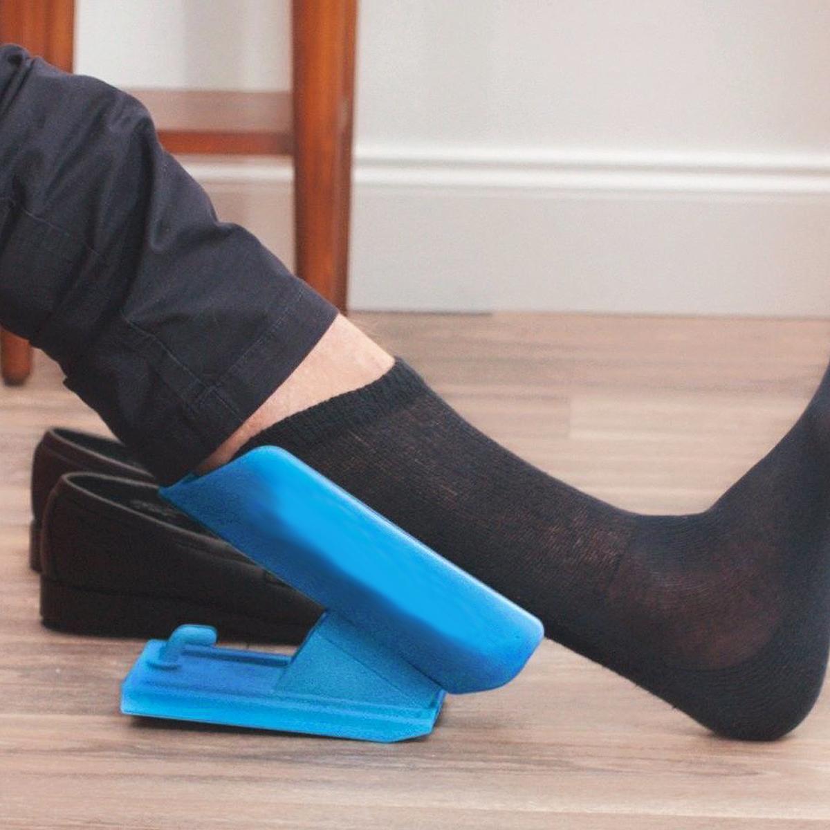 Sock Slider Aid Helper Easy On Easy Off Sock Dressing and Undressing Kit