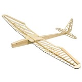 Upgraded Sunbird V2.0 1600mm Wingspan Balsa Wood RC Airplane Glider KIT