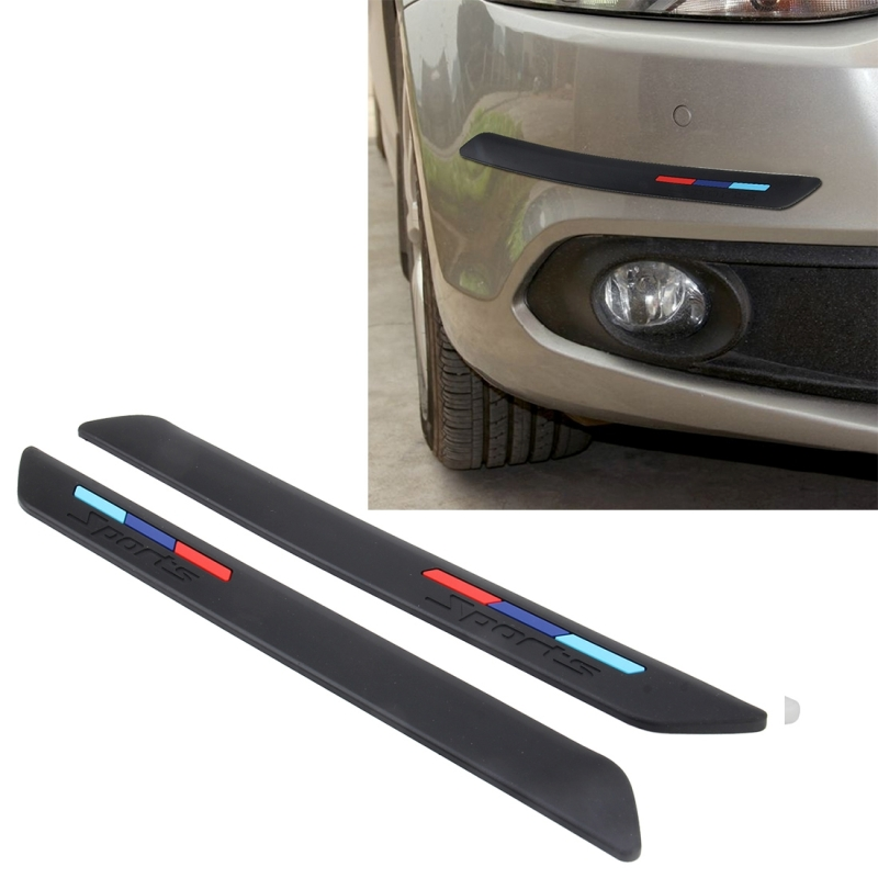 CMS3413B_1.jpg · CMS3413B.jpg ...  sc 1 st  Alexnld.com & 2 PCS Car Plastic Anti-collision Sticker Car Door Rub Bumper Strip ...