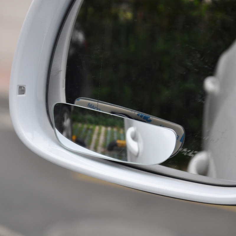 3R-053 Car Truck Blind Spot Rear View Wide Angle Mirror Blind Spot Mirror 360 Degree Adjustable Wide-angle Mirror