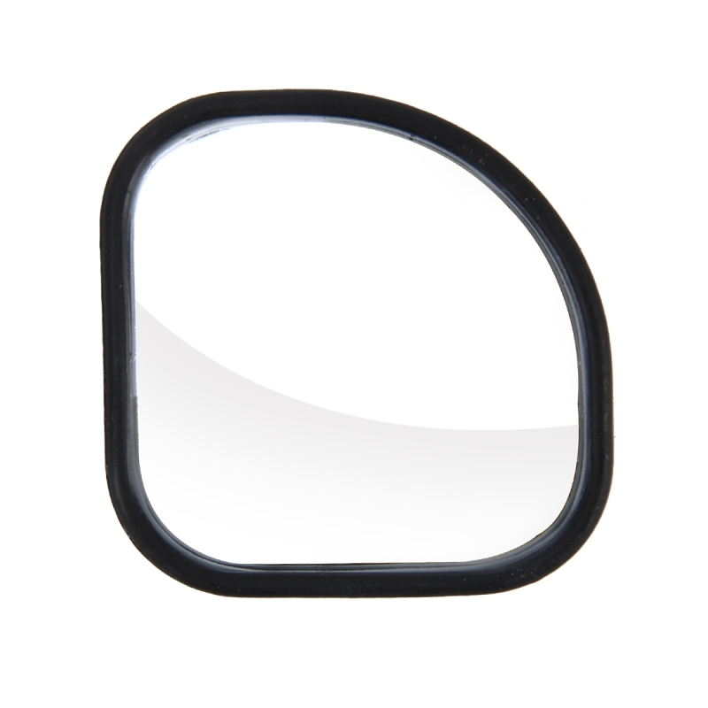 3r 065 2 Pcs Car Truck Blind Spot Rear View Wide Angle