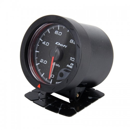 Universal Oil Pressure Gauge Auto Gauge Meter Oil Gauge Pointer for Car Oil Press Meter Auto Gauge