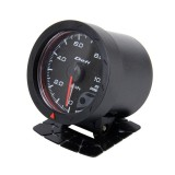 Universal Vacuum Gauge Car Vacuum Manometer Mini Dial Air Vacuum Pressure Gauge Auto Gauge Racing Car Meter Auto Gauge