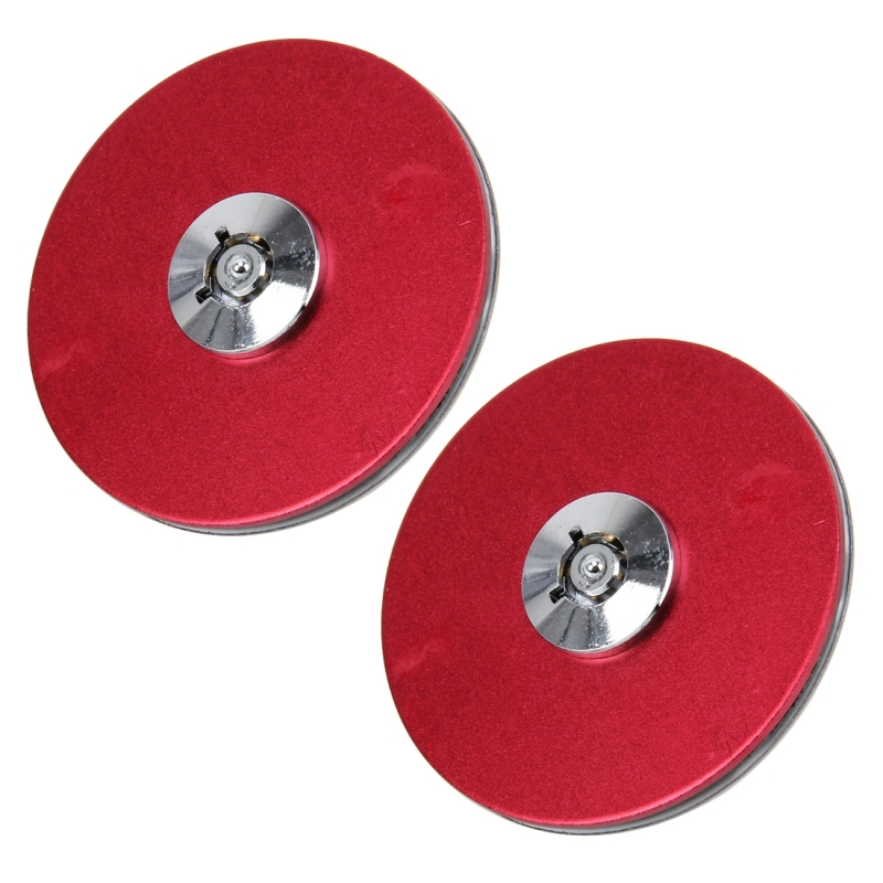 2 PCS Car Cover Lock Modified Hood Lock General Racing Car Cover Lock Modified Engine Cover Lock Racing Front Cover Lock with Keys (Red)