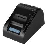 POS-5890T Portable 90mm / sec Thermal Receipt Printer, Compatible ESC/POS Command (Black)