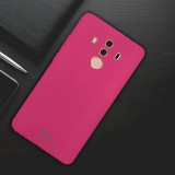 MOFI Huawei Mate 10 Pro Ultra-thin TPU Soft Frosted Protective Back Cover Case (Pink)