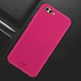 MOFI Huawei Honor View 10 Ultra-thin TPU Soft Frosted Protective Back Cover Case (Pink)
