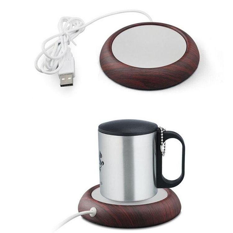 Cup Beverage Warmer Desktop White 120v Electric Hc2161 6 Jpg