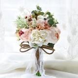 Wedding Holding Flower Bridal Bouquet Accessories Bridesmaid Party Wedding Decoration Supplies