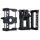 PAPHOTO Universal Adjustable Mobile Phone Cage+0.45X Wide Angle Lens+MACRO Lens+Belt+Telephoto Telescope+Fisheye Lens, For iPhone, Samsung, Huawei, Xiaomi, HTC and Other Smartphones