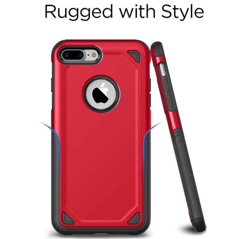 Rugged Iphone  Plus Case