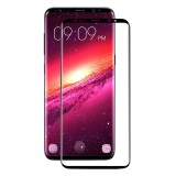 ENKAY Hat-Prince for Samsung Galaxy S9+ 0.26mm 9H Surface Hardness 3D Curved Full Screen Bent Tempered Glass Color Scree