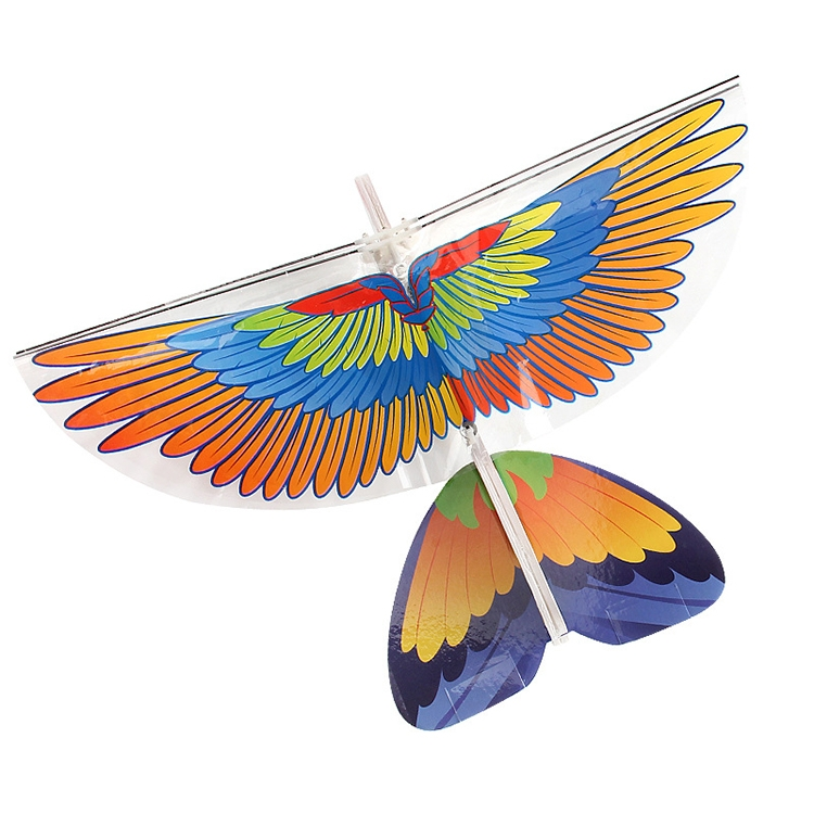 Flying Bird Toy : Fly toy rc flying parrot with remote control alexnld