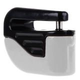 Bicycle Lock Theft-proof Small Alarm Lock Disc Brakes (Grey)