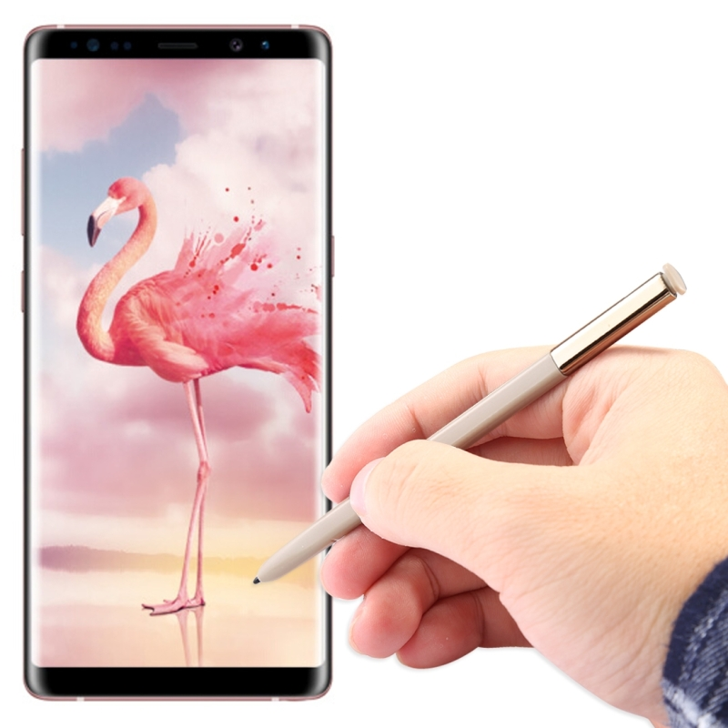 For Samsung Galaxy Note 8 / N9500 Touch Stylus S Pen (Gold)