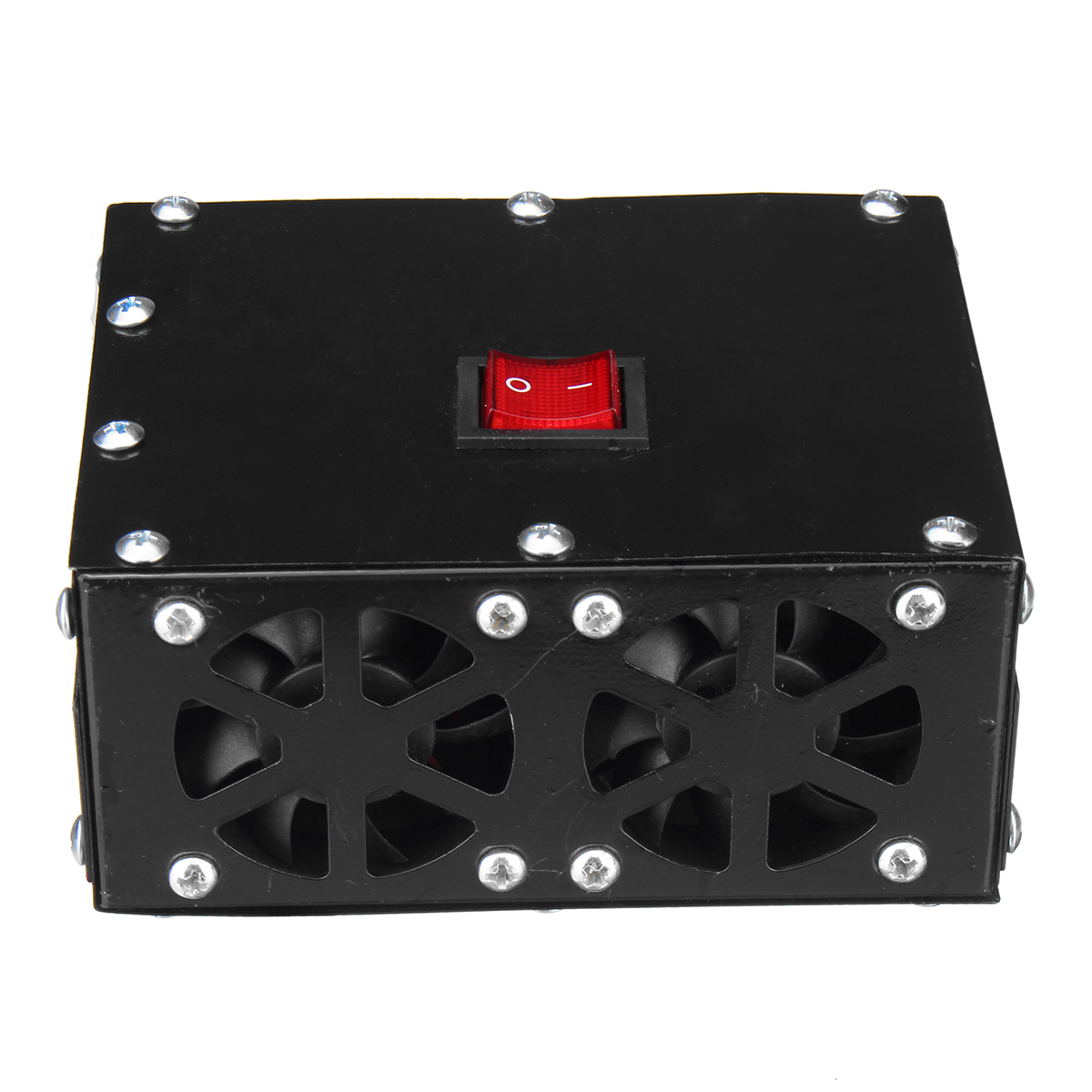 12V 24V 300W Car Truck Heater Warmer Dual Hole Heating Fan Window Defroster Demister