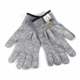 Cut Resistant Gloves Level 5 Protection Cut Proof Steel Mesh Kitchen Work Safety Butcher Gloves