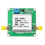 RF Low Noise Amplifier 1.3dB NF Ultra Low Noise Amplifier LNA1-4G-20DB