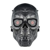 Skull Skeleton Face Mask For Airsoft Game CS Paintball Tactical Military Halloween Costume Party