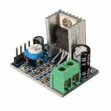 10Pcs TDA2030A 6-12V AC/DC Single Power Supply Audio Amplifier Board Module