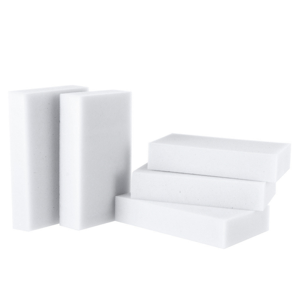 5Pcs Magic Eraser Cleaning Pads Sponge Melamine Cleaner Bathroom ...