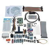 DIY Supper Starter Sensor Kit V2.0 For Raspberry Pi 3 Model B Support Programming