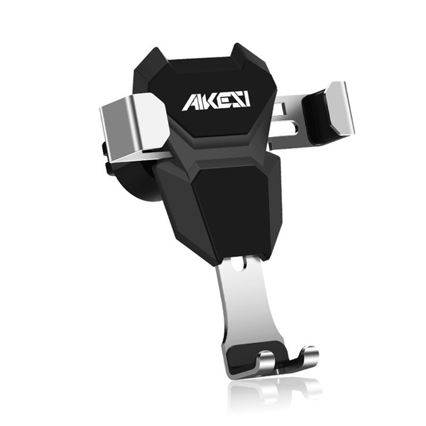 Universal Gravity Linkage Auto Lock Metal Car Mount Air