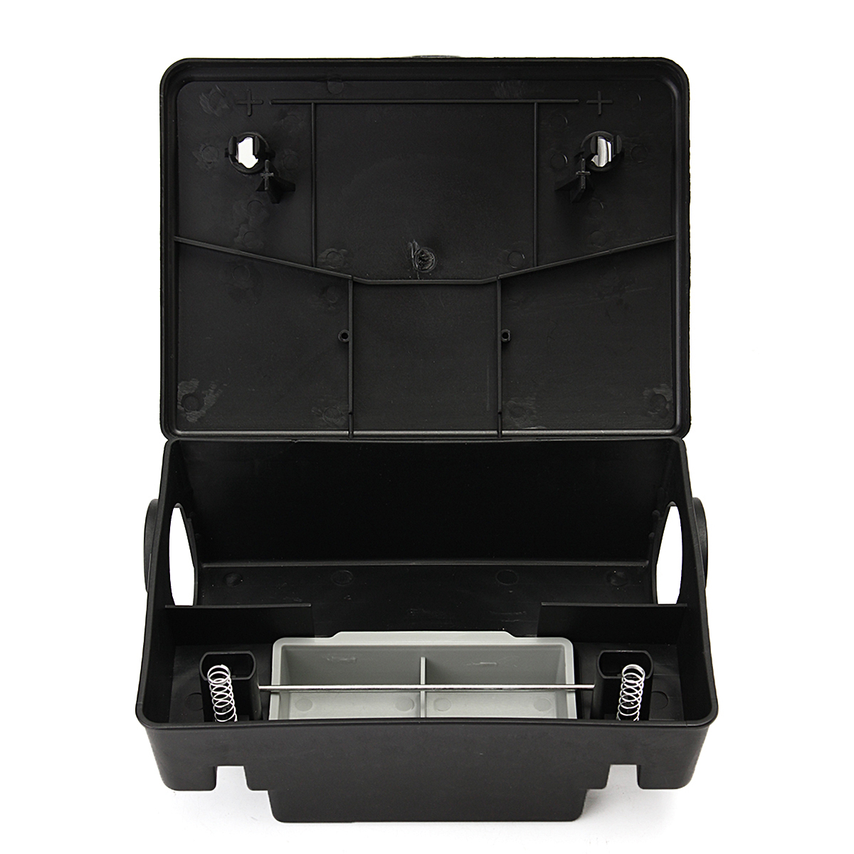 Professional Rodent Bait Block Station Box Case Trap With