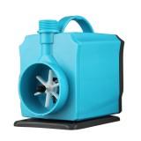 1500~6500L/H Submersible Aquarium Oxygen Pump Pond Fish Tank Silent Water Filter