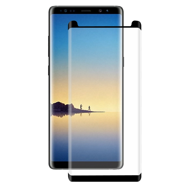 Enkay 3D Curved Edge Case Friendly Tempered Glass Screen Protector For Samsung Galaxy Note 8
