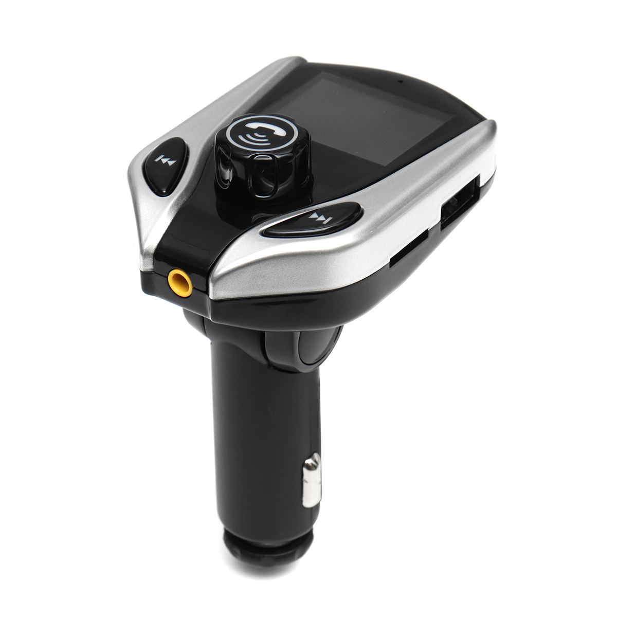 x8 bluetooth handsfree wireless auto car fm transmitter. Black Bedroom Furniture Sets. Home Design Ideas
