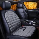 Auto Car 12V Electric Heated Winter Seat Cushion Trim Round Ball Heater Winter Car Household Cushion