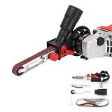 Drillpro Sanding Belt Adapter Changed 115/125mm Angle Grinder into Sander Sanding Machine