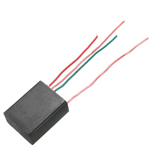3pcs DC 3 7-7 4V 4A 800-1000KV Ultra-High Voltage Pulse Generator Super Arc  Pulse Ignition Coil Module Transformer Inverter