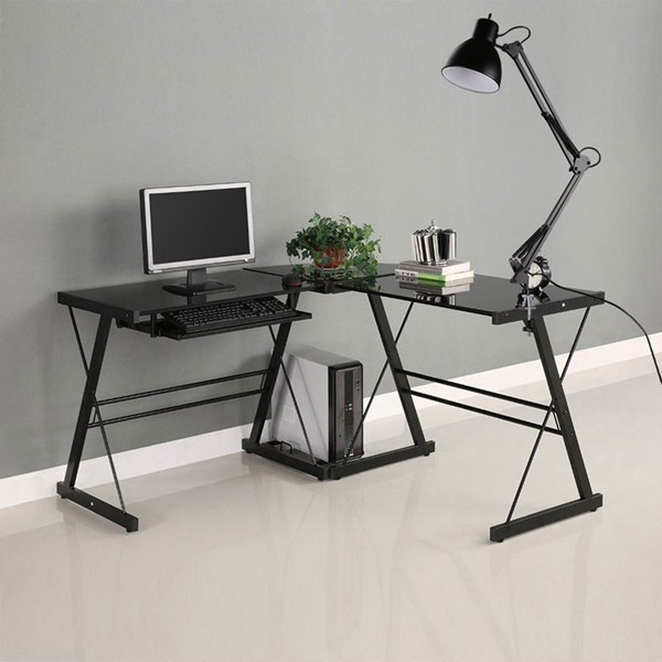 Charmant 1 X Swing Arm Table Lamp (the Bulb Not Included)