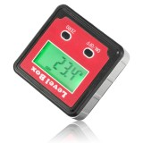 Raitool Magnetic Bubble Spirit Level Digital Angle Finder Gauge Protractor Inclinometer Level Box