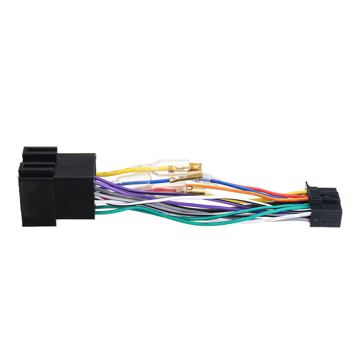 16pin Car Stereo Radio Wiring Harness Connector Plug Iso Pi100 For Ends 617b2ba1 36df 40f2 Aa8c 79dfa2d407ab