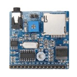 DC 5V 1A Voice Playback Module Board MP3 Voice Prompts Voice Broadcast Device For Arduino Support MP3/WAV 16GB TF Card