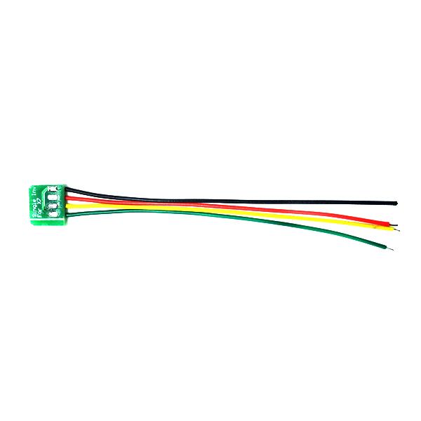 Inverter Mod for TBS Crossfire module FrSky QX7 X7S X10 X10S Transmitter