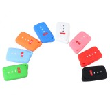 4 Buttons Car Silicone Fob Remote Key Shell Case Cover For Lexus IS250 IS350 ES35