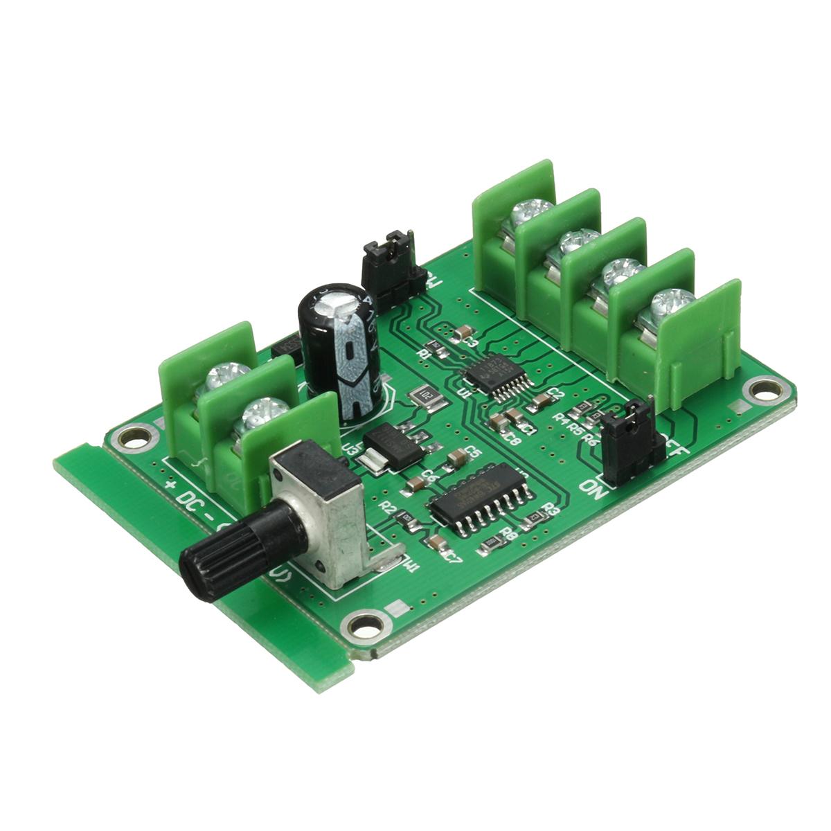5pcs 5v 12v Dc Brushless Motor Driver Board Controller For Hard Circuit Drive 3