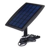 Solar Powered Two Spotlights LED Waterproof Outdoor Garden Lawn Yard Porch Walkway Lamps