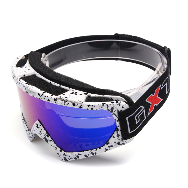 Skiing Anti-fog Goggles Windproof Sunglasses Snowboard Bike Motorcycle Eyewear